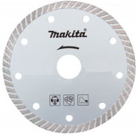 Диск алмазный сплошной 125х22,2/20 мм Turbo Makita B-28058
