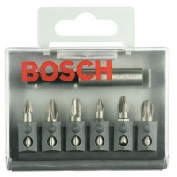 Набор бит BOSCH PH1/2/3 XH