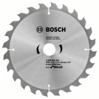 Пильный диск BOSCH Eco for Wood 230×30-24Т