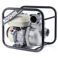 Бензиновая мотопомпа для средне-загрязненных вод KOSHIN SEH-80JP